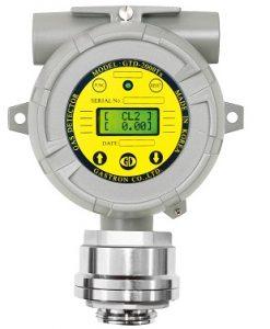 Gas Receiver Combination Oxygen Amp Toxic Gas Detector Gastron